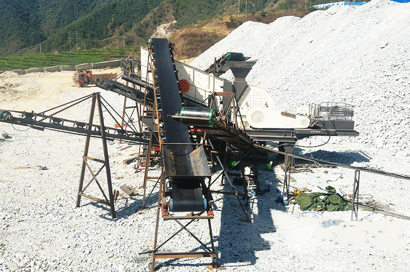 立轴制砂机投资需谨慎 新型移动式更便捷