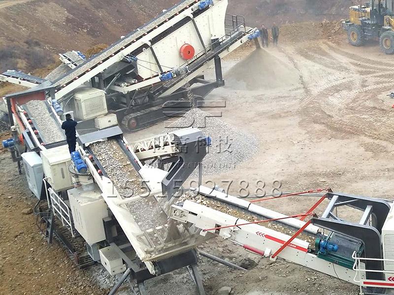 山东烟台破碎站