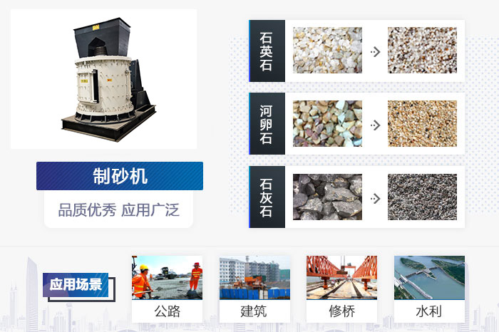 为什么把石子制砂机称为冲击式制砂机呢?